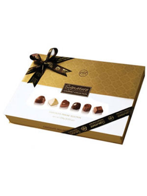 Signature Spesiyal Çikolata Beyaz Kutu (256 Gr)
