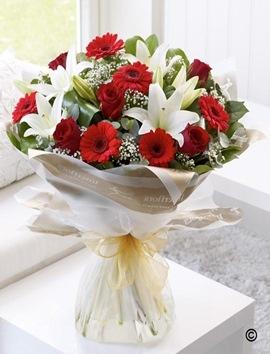 Özel Çiçek Buketi