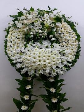 Lüx Cenaze Çelengi İzmir Çiçekçilik