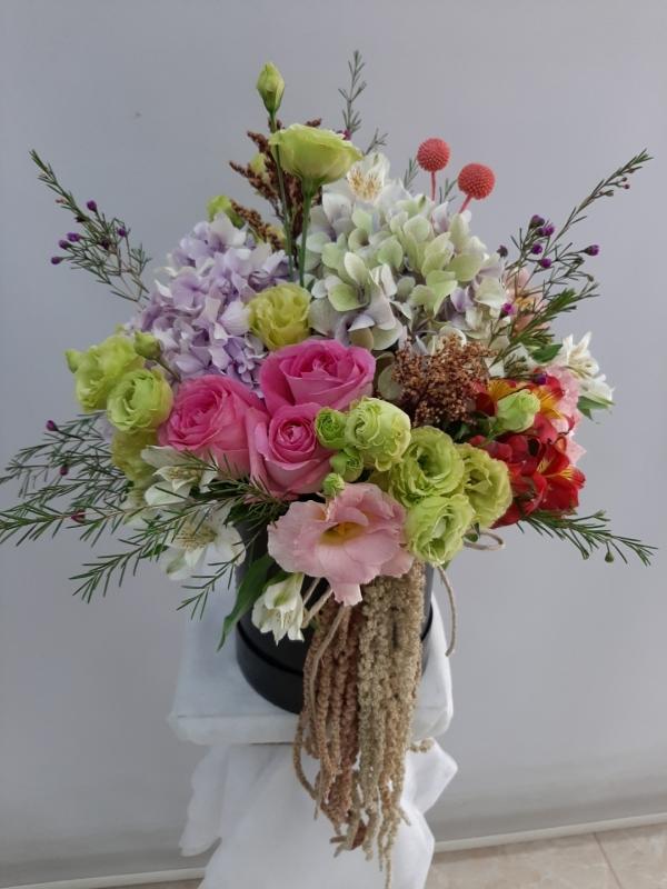 Kutuda Tasarım Çiçek