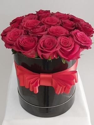 Kutuda Çiçek Gül